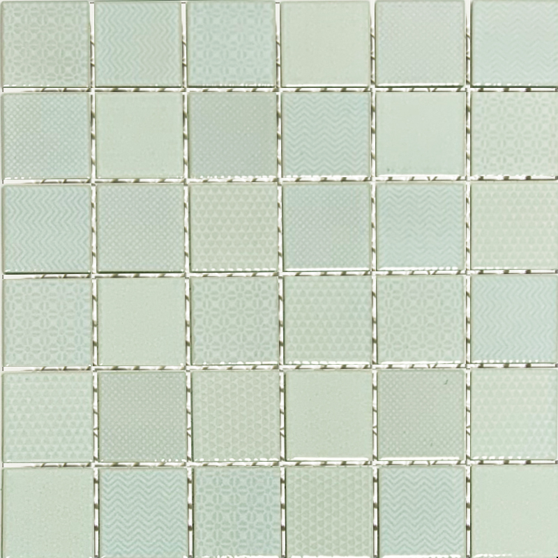 Cotto Celadon Mint Gloss 47x47