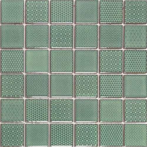 Cotto Celadon Emerald Gloss 47x47