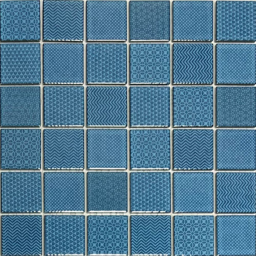 Cotto Celadon Light Cobalt Gloss 47x47
