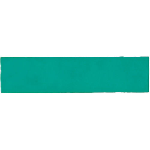 Casablanca Turquoise Gloss Wall Tile 58x242