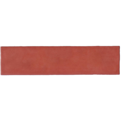 Casablanca Red Gloss Wall Tile 58x242
