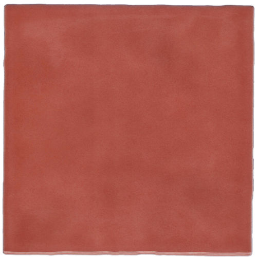 Casablanca Red Gloss Wall Tile 120x120