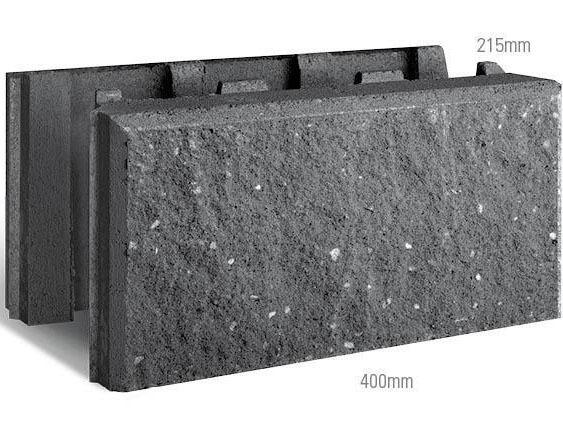Versawall Charcoal Block