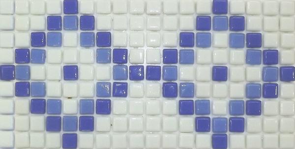 Glass Pool Border
